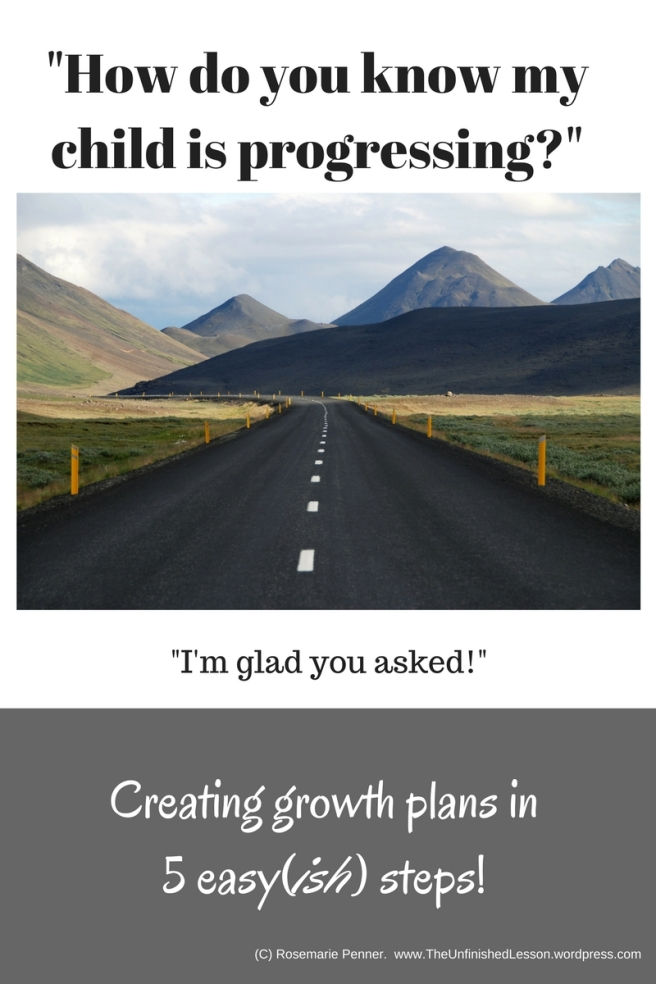 Creating growth plans that work