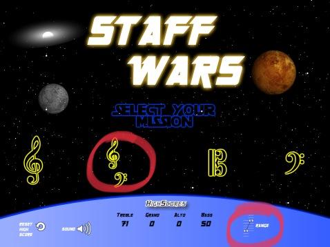 Staff Wars screenshot